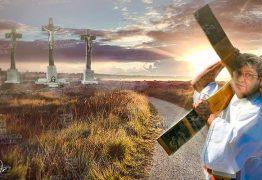 A cruz e o governador!  Por Rui Galdino