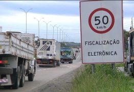 Dnit diz que vai seguir orientações de Bolsonaro de acabar com lombadas eletrônicas