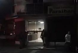 Rapaz é preso após invadir provedor de internet em Guarabira e fazer refém – VEJA VÍDEO