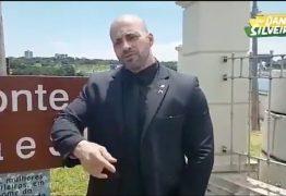 'Arranquei e arrancarei mil vezes seguidas', diz deputado que arrancou placa que homenageava Marielle Franco – VEJA VÍDEO