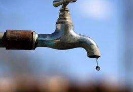 Falta água em 16 localidades de João Pessoa neste fim semana; confira