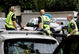 Ataques a 2 mesquitas transmitidos pelo Facebook matam 49 na Nova Zelândia