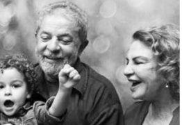 A MORTE DE UMA CRIANÇA É SEMPRE UMA DOR QUE NÃO TEM NOME- diz Estela Bezerra em postagem feita em solidariedade à Lula