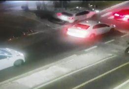 Vídeo mostra bombeiro sendo morto e arrastado durante 20 metros por motorista bêbado; ASSISTA