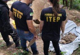 Corpo de paraibana é encontrado enterrado em município do Rio Grande do Norte