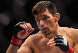 A caminho da aposentadoria Demian Maia aceita desafio de veterano do UFC