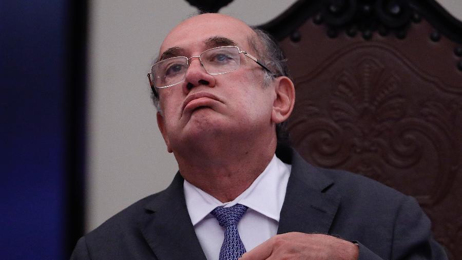 gilmar mendes - SORTEIO: Gilmar Mendes é relator da 'Calvário' no STF