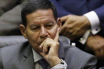 PARA EVITAR RUÍDOS: Mourão avisa a Bolsonaro que vai ao Piauí se reunir com governador petista