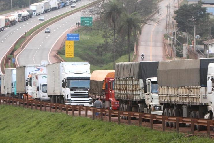 image - O GOVERO QUER EVITAR: caminhoneiros se mobilizam para nova paralisação