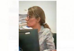 CALVÁRIO: Desembargador Ricardo Vital decreta uma segunda prisão de Livânia Farias – VEJA VÍDEO