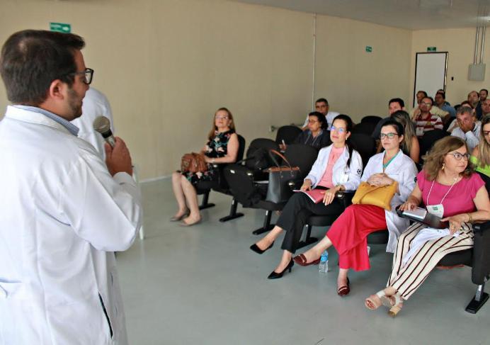 médicos rede estadual de saúde - Médicos da Rede Estadual de Saúde fazem treinamento com especialistas do Albert Einstein sobre morte encefálica