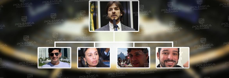 montagem406 1 - EQUIPE DE TRABALHO: Pedro Cunha Lima segue estratégia 'antiprivilégios' e mantém apenas 14 assessores em gabinete