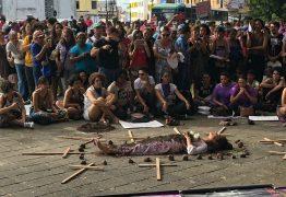 Atos contra a violência e pelos direitos das mulheres acontecem em João Pessoa e Campina Grande