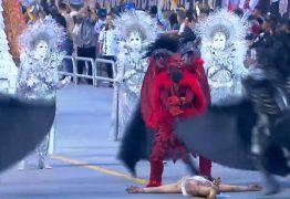'JESUS VERSUS DIABO': coreógrafo da Gaviões diz que objetivo era 'chocar' e 'mexer com a fé' – VEJA VÍDEOS