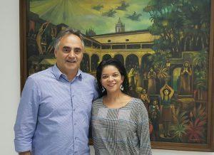 secretaria regina 300x218 300x218 - Regina dos Santos é nomeada para a Controladoria Geral do Município por Luciano Cartaxo