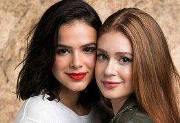 Marquezine fala sobre amizade com marina Ruy Barbosa: 'tentamos ser amigas, mas não deu certo'