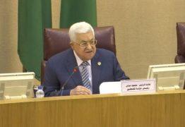 'ENGANAÇÃO': Presidente palestino diz não confiar no novo plano de paz dos EUA