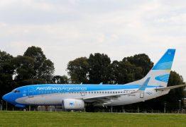 Greve geral na Argentina faz Aerolíneas e Latam cancelarem voos; veja lista