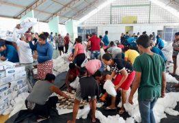Prefeitura de Alhandra realiza a tradicional entrega de peixes da Semana Santa para milhares de famílias – VEJA VÍDEO