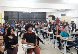 Secretaria de Educação de Conde e UFPB Virtual realizam aulão preparatório de redação para Enem 2019
