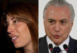 'ABALARAM MEU PSICOLÓGICO', diz Temer após denunciarem sua filha