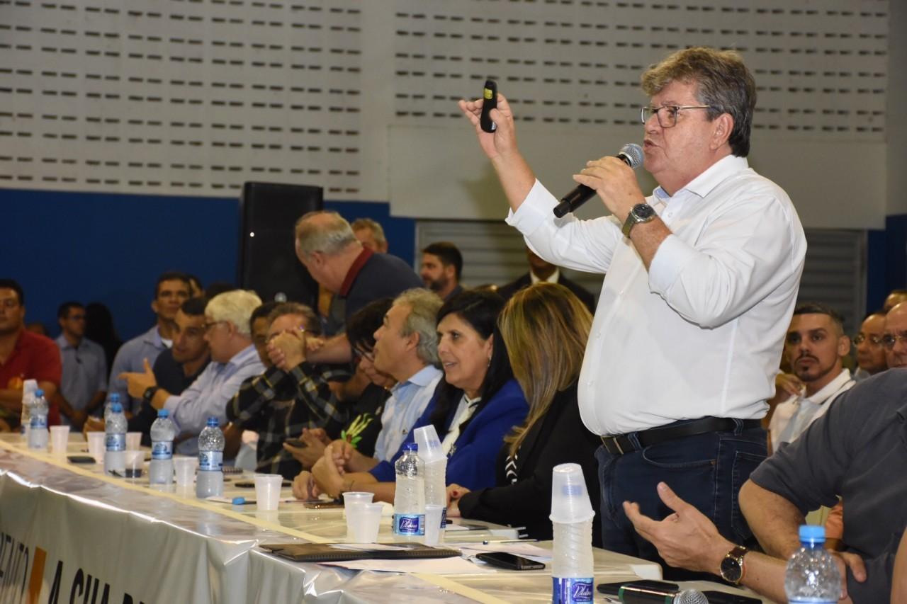 IMG 5405 - João Azevêdo participa do ODE em Esperança e presta contas de ações do Governo