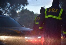 AQUAPLANAGEM: PRF pede 'atenção redobrada' e faz alerta para riscos de capotamentos nas rodovias federais