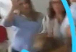 Prefeita de Monteiro é flagrada empurrando criança em fila do peixe na Semana Santa – VEJA VÍDEO