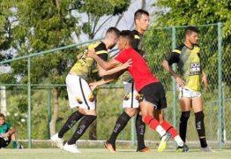 Reservas do Botafogo-PB perdem amistoso para o Sport e primeiras dispensas pós-Paraibano são confirmadas