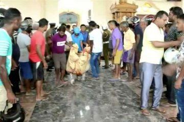ataques sri lanka 360x240 - Presos suspeitos de séries de ataques a igrejas e hotéis no Sri Lanka