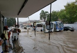 FORTES CHUVAS: Inmet emite alerta para 84 cidades da Paraíba