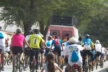 Segunda etapa do Campeonato Paraibano de Ciclismo acontece neste domingo