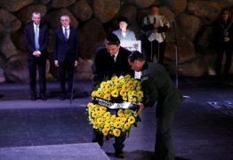 'NÃO TENHO DÚVIDAS': Após visitar o museu do Holocausto, Bolsonaro diz que nazismo é de esquerda