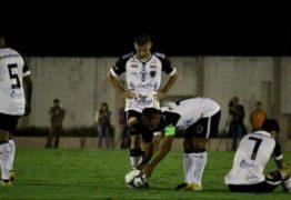 COM A MÃO NO TÍTULO: Botafogo vence partida contra o Campinense