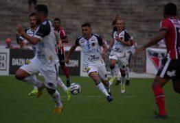Em partida pouco inspirada Botafogo-PB empata com Ferroviário na estréia