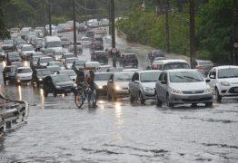Alerta de chuvas intensas é emitido para 69 municípios da Paraíba; confira lista