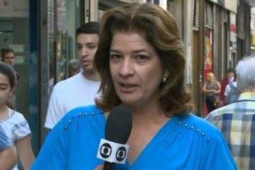 deliz ortiz 360x240 - CONTRATAÇÃO CANCELADA: Delis Ortiz volta a seu posto no Jornal Nacional após a filha perder cargo no governo