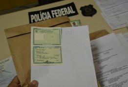 PAI E FILHO NA CADEIA: PF prende suspeitos de integrar quadrilha especializada em fraudar CPFs e identidades