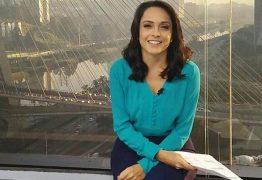 Jornalista fala sobre relação com o estresse antes de deixar Globo