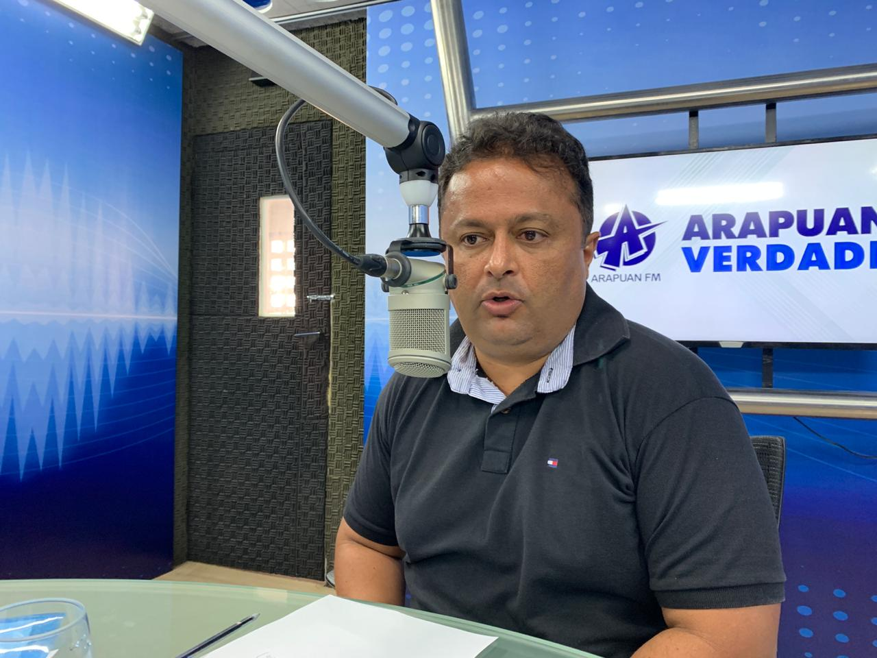 """jackson macedo - Presidente estadual quer """"paz"""" entre PT e Anísio e promete diálogo para não expulsar o deputado: """"Vamos parar de briga entre nós"""""""