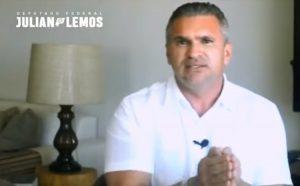 juliam 300x186 - VÍDEO -Após desdobramentos da Operação Calvário, Julian Lemos diz que a Paraíba é governada por ladrões do dinheiro público