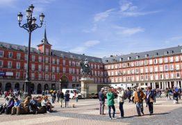 Prédio de embaixadas em Madri evacuado por ameaça de bomba