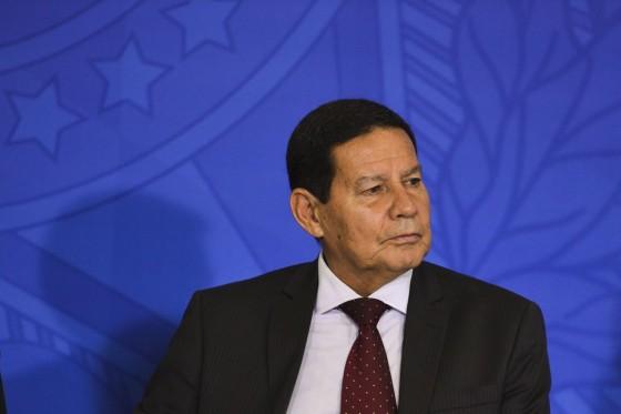 mourao11 - Durante cerimônia no Piauí General Mourão afirma que Brasil precisa de mais entendimento