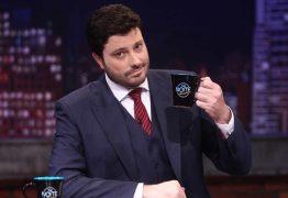 SBT registra novo programa para Danilo Gentili e levanta boatos