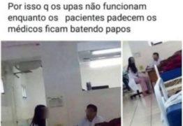 Paciente posta foto ironizando médico, e Justiça aplica multa de R$ 10 mil