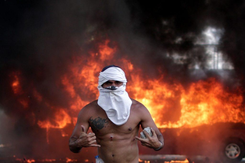 2019 04 30t182928z 2043570704 rc1733d87010 rtrmadp 3 venezuela politics 1024x681 - 'É hora de se levantar', diz general da Venezuela a militares - VEJA VÍDEO