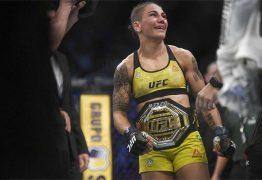 Jessica Bate-Estaca estreia no ranking dos melhores do UFC; Spider deixa lista