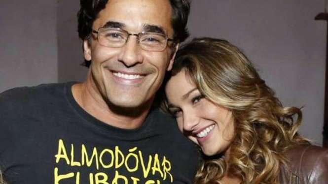 AAC1XnA - Luciano Szafir fala sobre declaração da mãe sobre Sasha: 'Resolvo em casa'