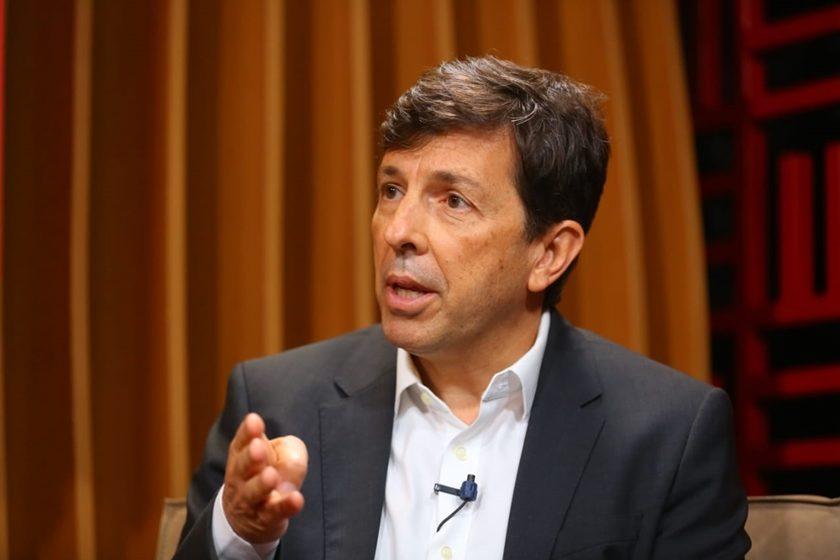 AMOEDO - ELEIÇÕES 2022: Amoêdo pede para voltar ao comando do Novo e diz que não quer bolsonaristas no partido