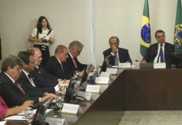 EM AUDIÊNCIA COM BOLSONARO E GUEDES: João Azevedo diz que não quer vender a Cagepa e pede alternativa para estados que usam água do São Francisco – OUÇA